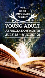 Book Smugglers' YA Appreciation Month