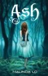 "UK cover of Malinda Lo's novel ""Ash"""