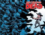 promotional image for The Walking Dead graphic novels