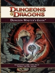 cover of Dungeon Master's Guide (for playing Dungeons and Dragons)